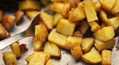 Roasted Potato Trio